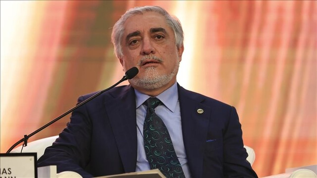 عبدالله عبدالله: استقرار نیروهای ترکیه در فرودگاه کابل را مهم میدانم