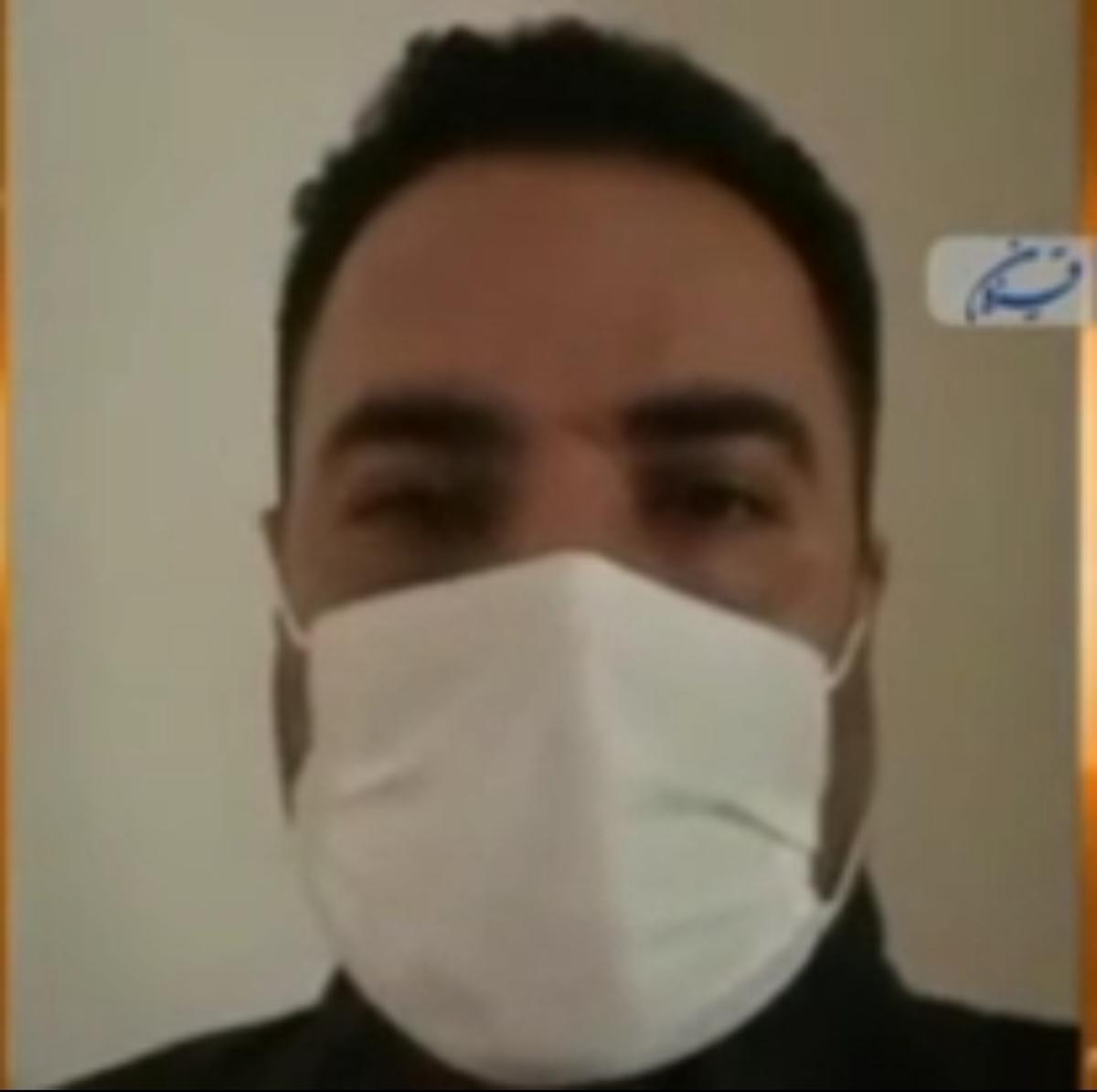 فوت اولین بیمار مبتلا به کرونای انگلیسی در استان قزوین + ویدئو