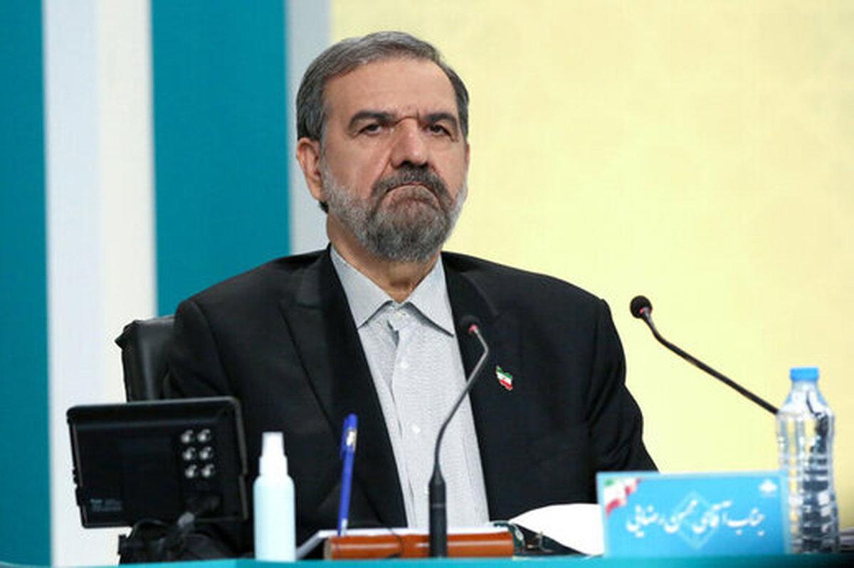 توئیت محسن رضایی بعد از دورهمی با رئیسی و دیگر رقبایش