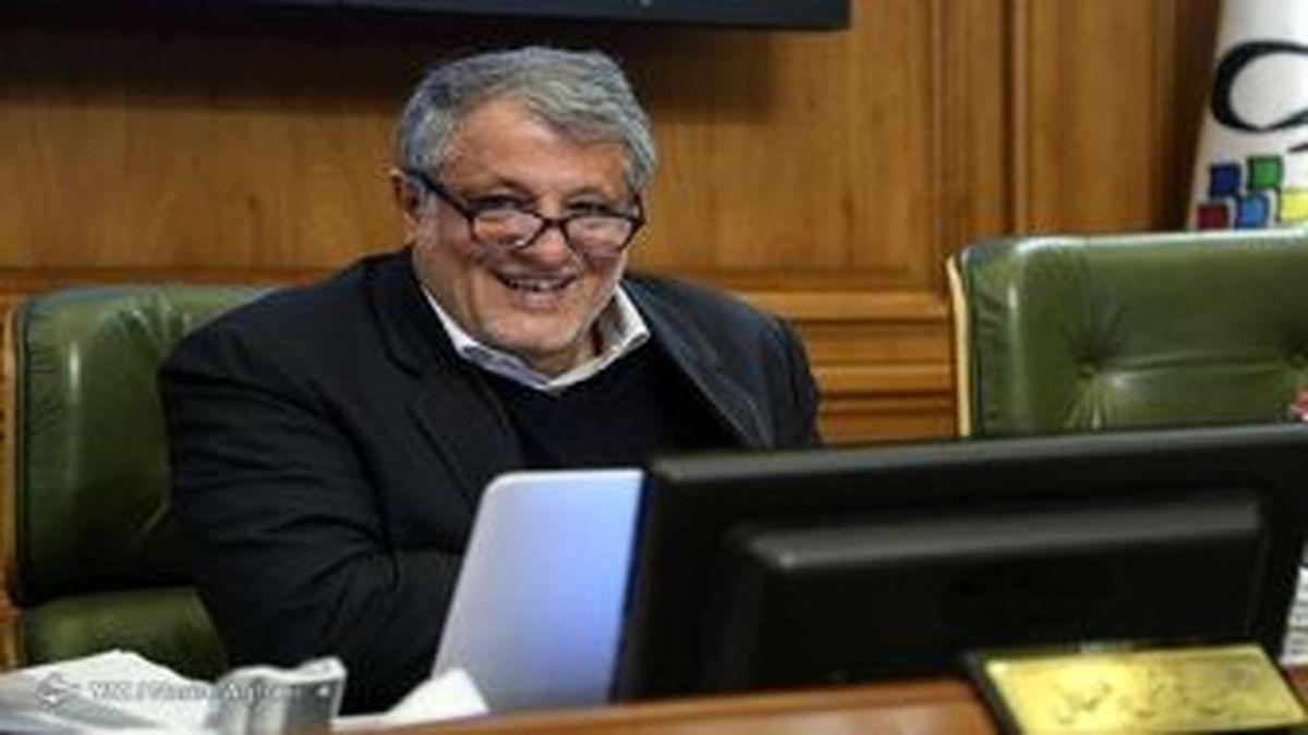 محسن هاشمی: امیدوارم برای کاندیداتوری ریاست جمهوری گول نخورم