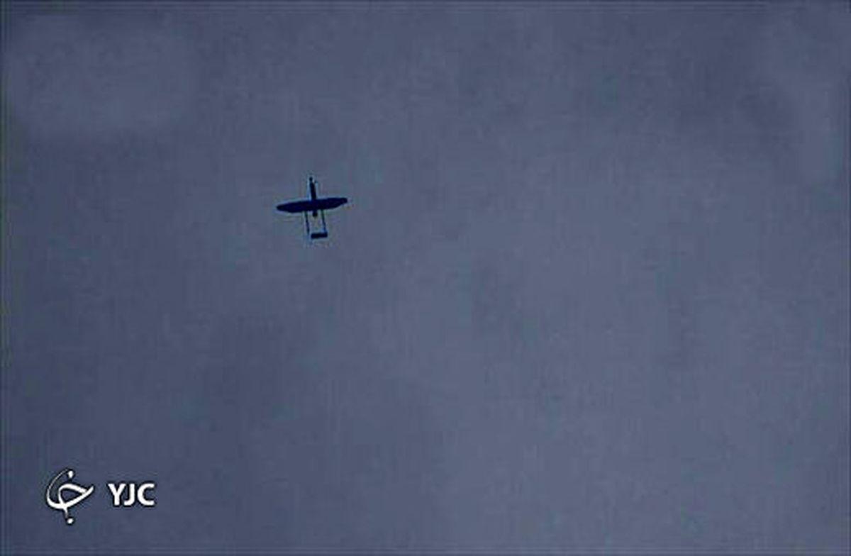 این پهپاد ارتش، بمب ۵۰۰ پوندی شلیک می کند +عکس