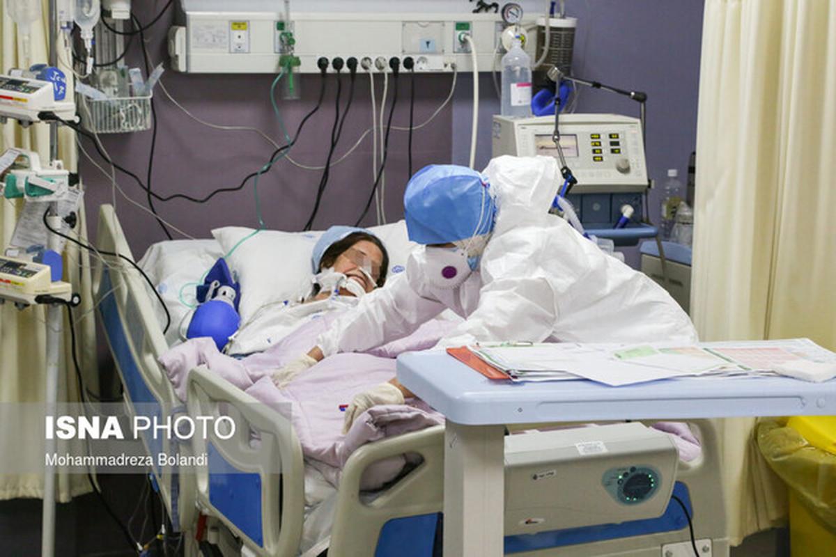 فوت ۱۸۴ بیمار کرونایی دیگر در کشور