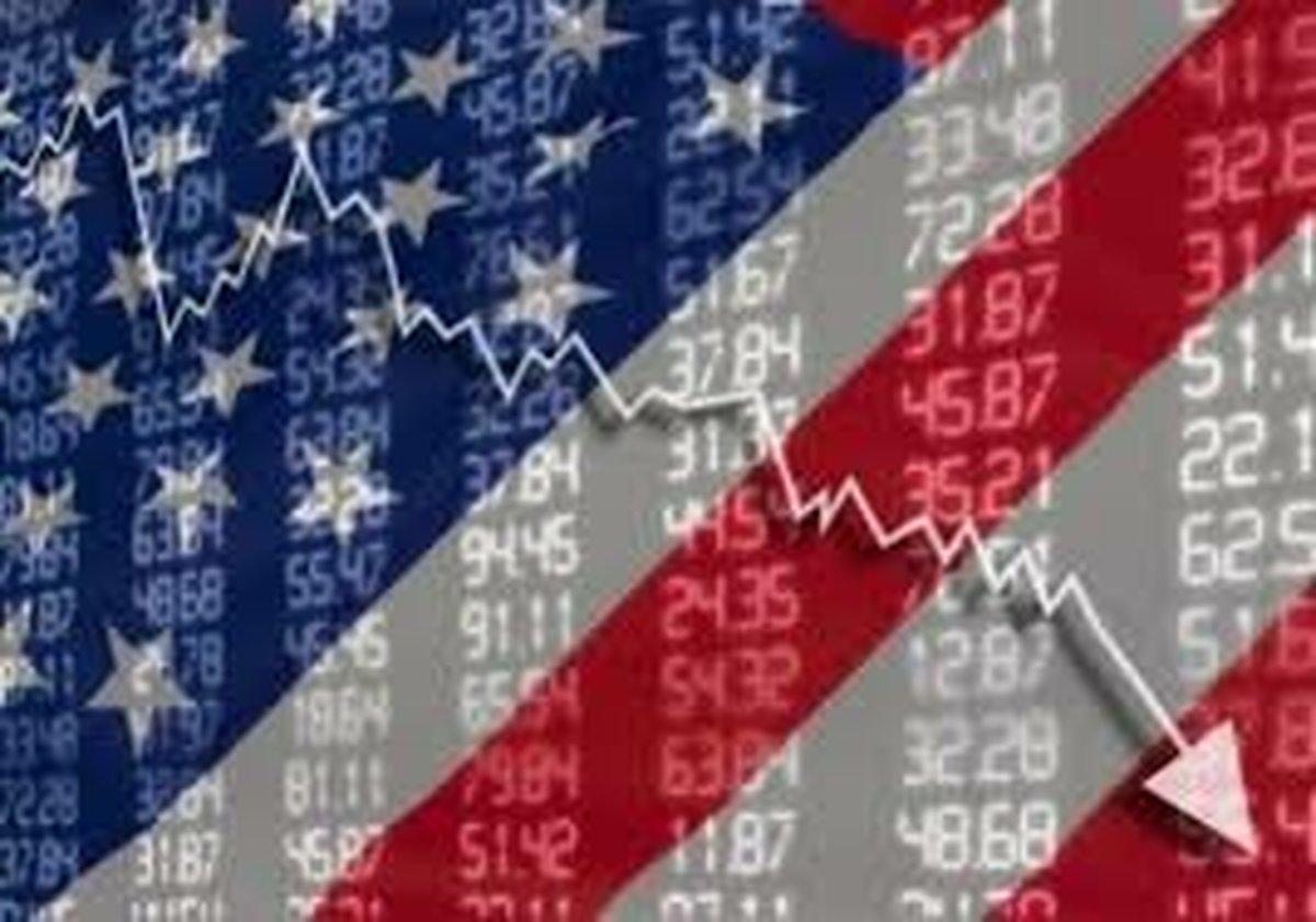 ذوب بیسابقه اقتصاد آمریکا   سقوط «رشد فصلی» ایالات متحده رکورد تاریخی را شکست