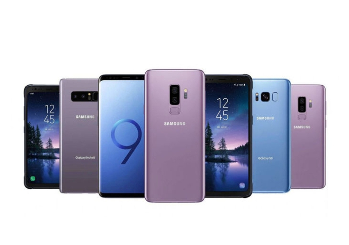 قیمت گوشی های سامسونگ امروز ۲۲ مهر ۱۴۰۰