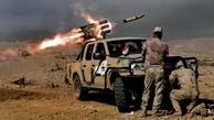 حمله راکتی       آژیر خطر در سفارت آمریکا در بغداد به صدا در آمد.