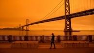 آخرالزمان در آمریکا؛ تصاویر هولناک از آتش سوزی های مرگبار آمریکا