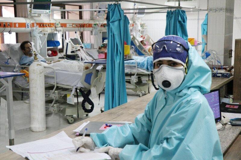 آمار مبتلایان و فوتیهای کرونا در شهر مشهد هر لحظه رو به افزایش است
