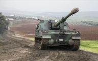 ارسال تجهیزات جنگی جدید ترکیه به ادلب سوریه