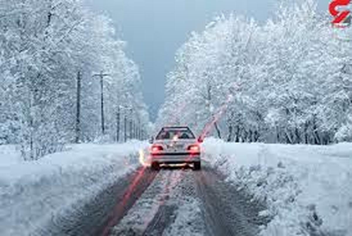 وضعیت ترافیکی      افزایش 7.3 درصدی ترافیک جادهها در شبانهروز گذشته