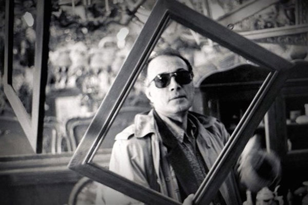 بازیگر سرشناس بدون ماسک در موزه سینماحضور داشت +عکس