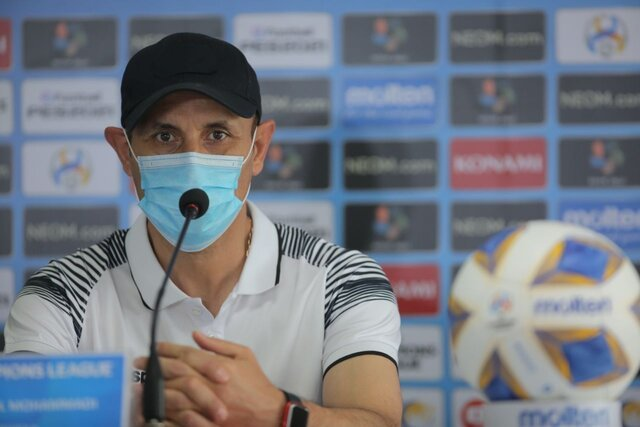 گلمحمدی: کسب سه امتیاز در اولین بازی مهم است| یک تیم خوب هم بیرون از زمین داشتیم