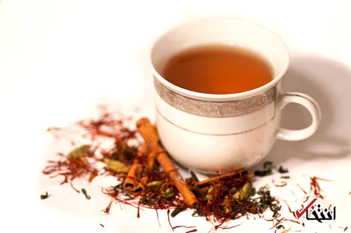 مزایای سلامتی چای زعفران چیست؟