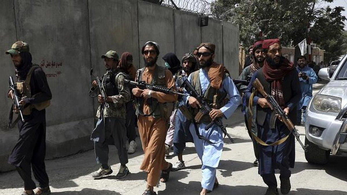 آمادگی طالبان برای حمله به پنجشیر  +فیلم