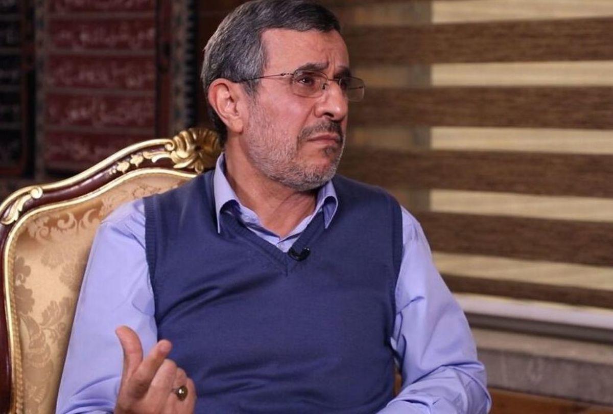 داستان تناقضگویی احمدینژاد  دست احمدی نژاد رو شده است؟