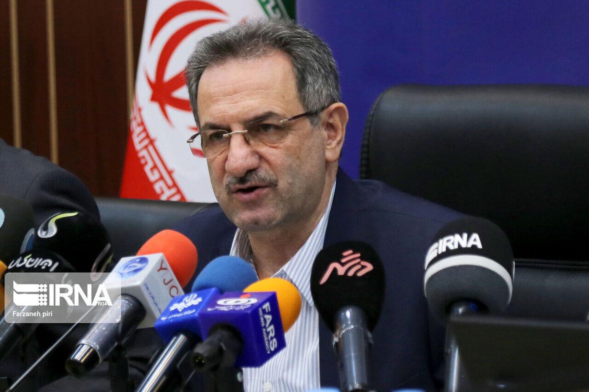 استاندار: شمار فوتی های کرونا در تهران به ۱۷ نفر رسید