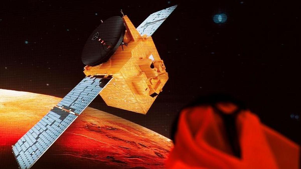 نخستین ماهواره جهان عرب به مدار مریخ میرسد