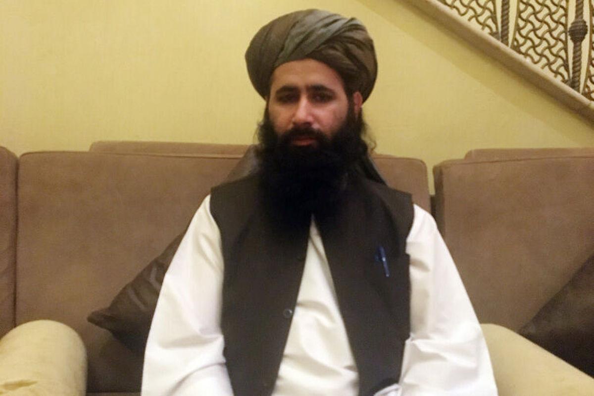 گفتگوی سخنگوی دفتر سیاسی طالبان با شبکه افق  +فیلم