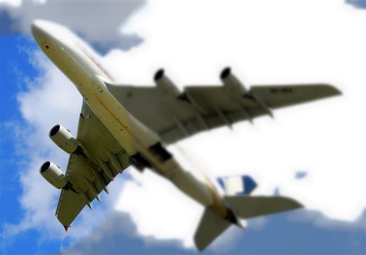 سقف بلیط پروازهای اربعین ۵ میلیون تومان تعیین شد