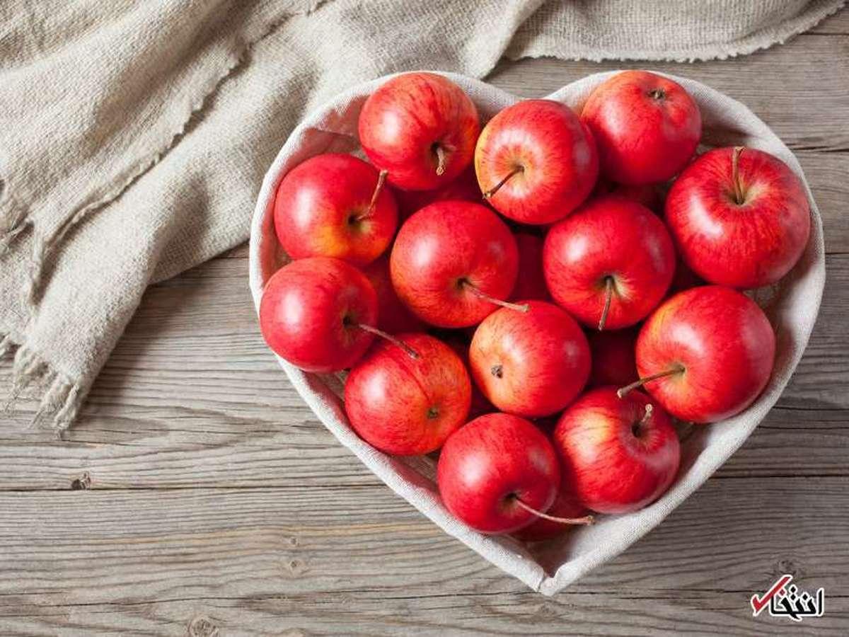 سیب چه خواصی دارد؟