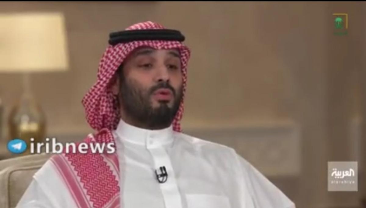 بن سلمان: ایران همسایه ماست و امیدواریم روابط خوبی داشته باشیم + ویدئو