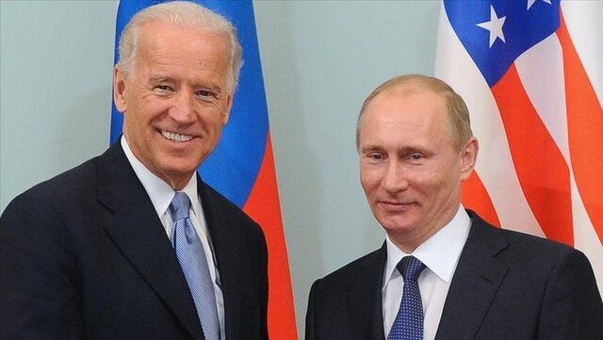 بلومبرگ: دیدار پوتین و بایدن ۵ ساعت بدون ناهار کاری است
