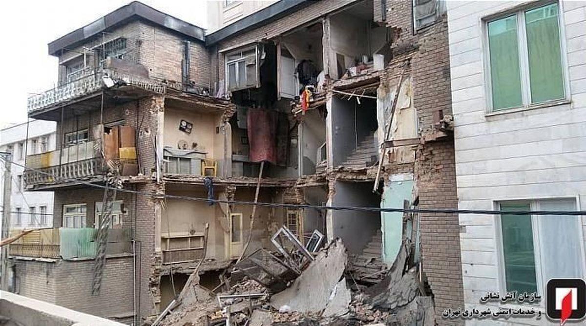 معرفی ساختمان های ناایمن تهران، یگ گام رو به جلو