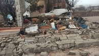 جزئیات خسارت زلزله سیسخت
