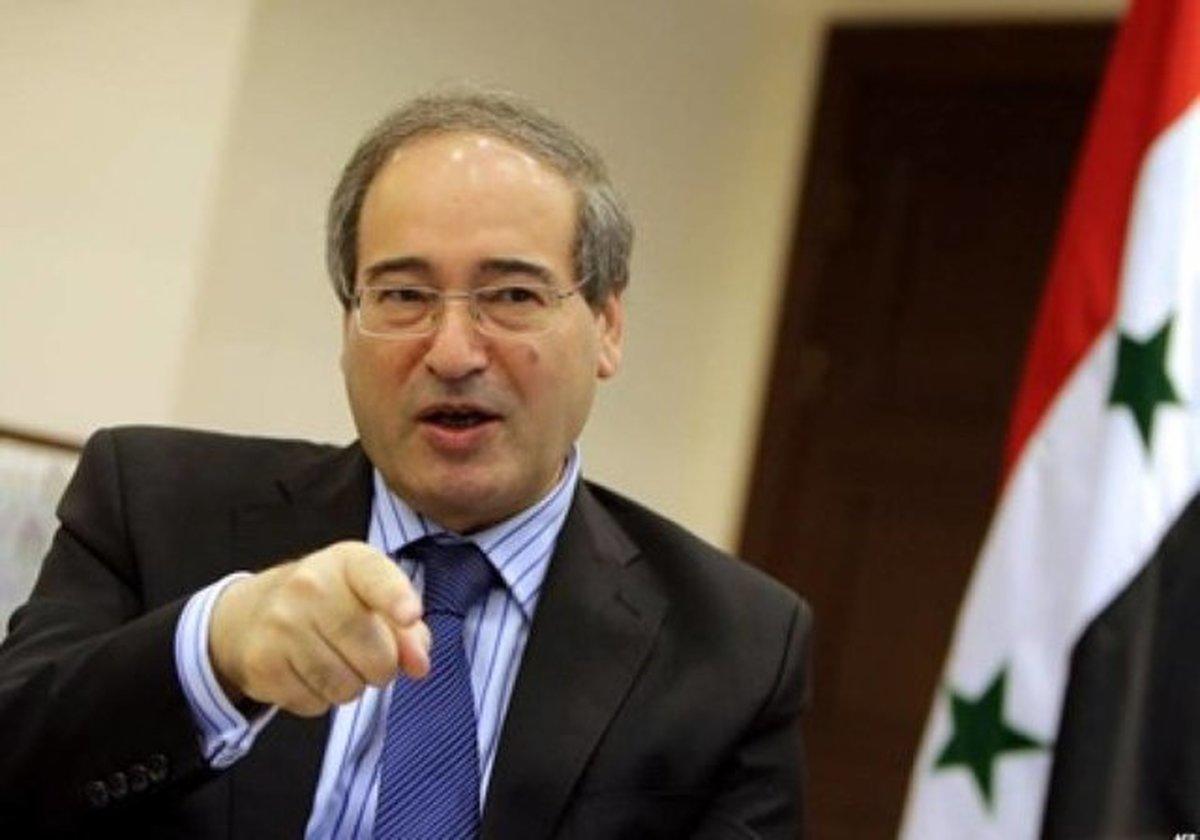 المقداد: تلاشهای غرب برای تأثیر گذاری بر انتخابات سوریه شکست خورد