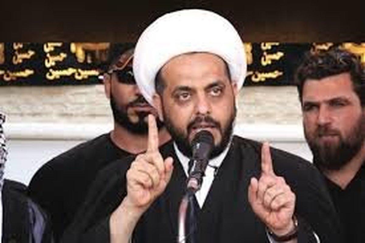 دبیرکل عصائب اهل الحق: اسرائیلیها درصدد ترور برخی از شخصیتهای گردانهای حزبالله