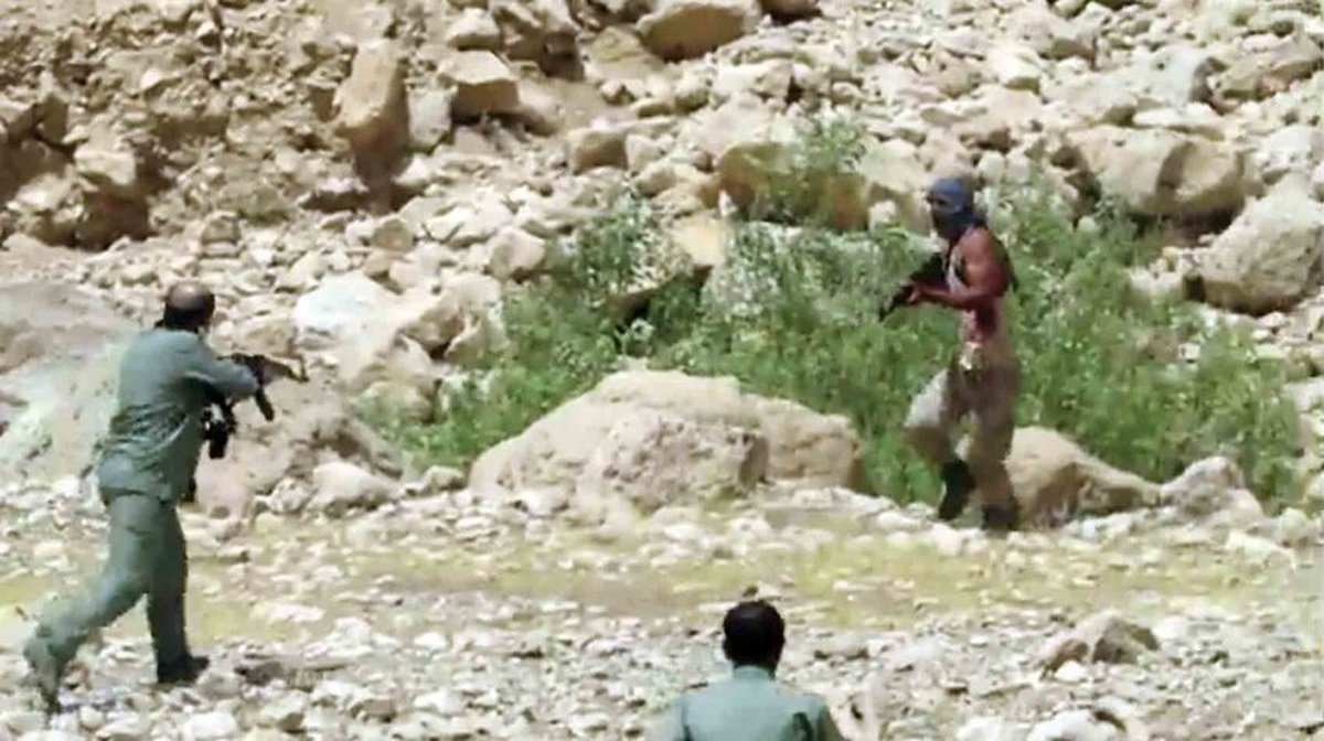 بازداشت ضاربان مسلح محیطبان فشم
