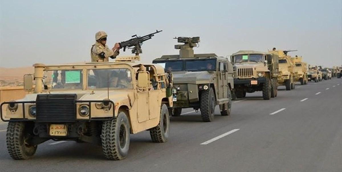 تکذیب شایعه ورود نظامیان مصری به شمال سوریه