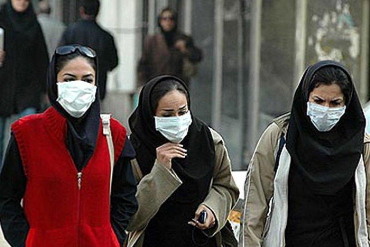 مشاهده افزایش ابتلا به کرونا پس از انتشار دیاکسید نیتروژن در هوا
