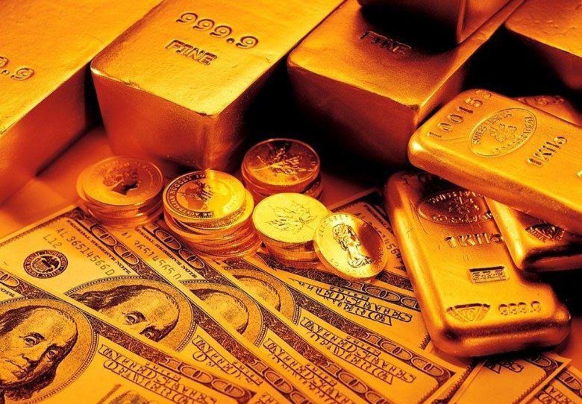 سکه و طلا روی ریل کاهش قیمت قرار گرفتند