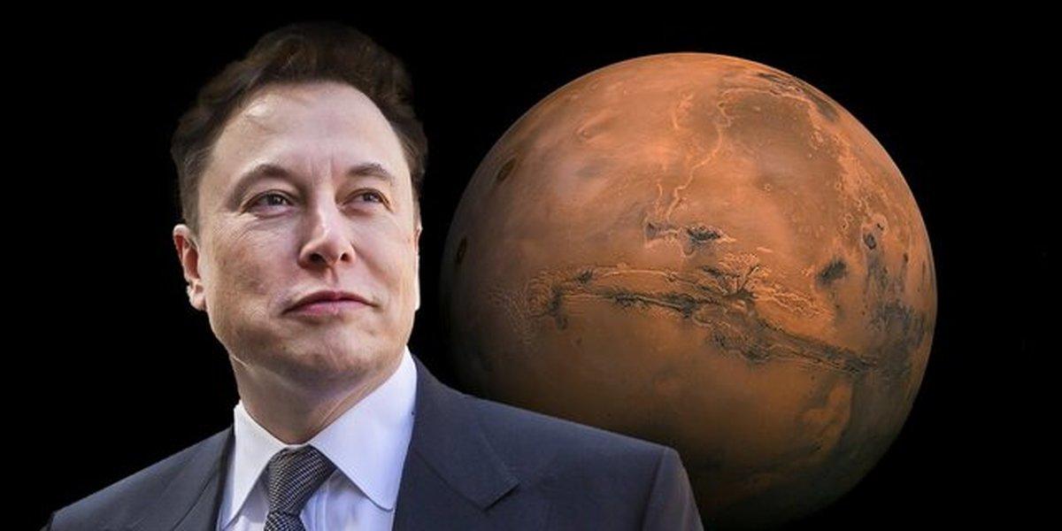ایلان ماسک: عدهای در رقابت سفر به مریخ خواهند مرد