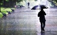 بارش باران و وزش باد شدید ادامه دارد