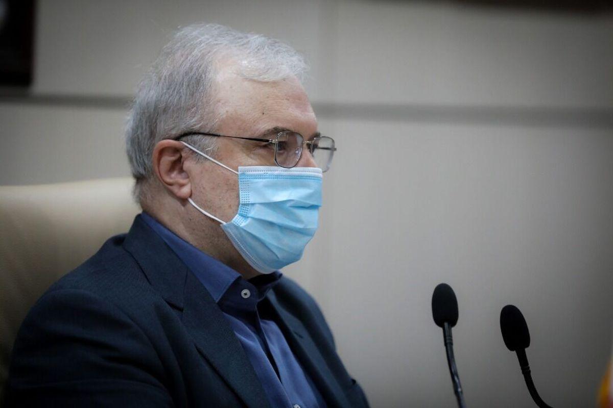 وزیر بهداشت  |   اپیدمی با خواهش و تمنا جمع نمیشود