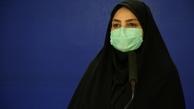 سخنگوی وزارت بهداشت  |   شیب تند بستریهای کرونا در خوزستان