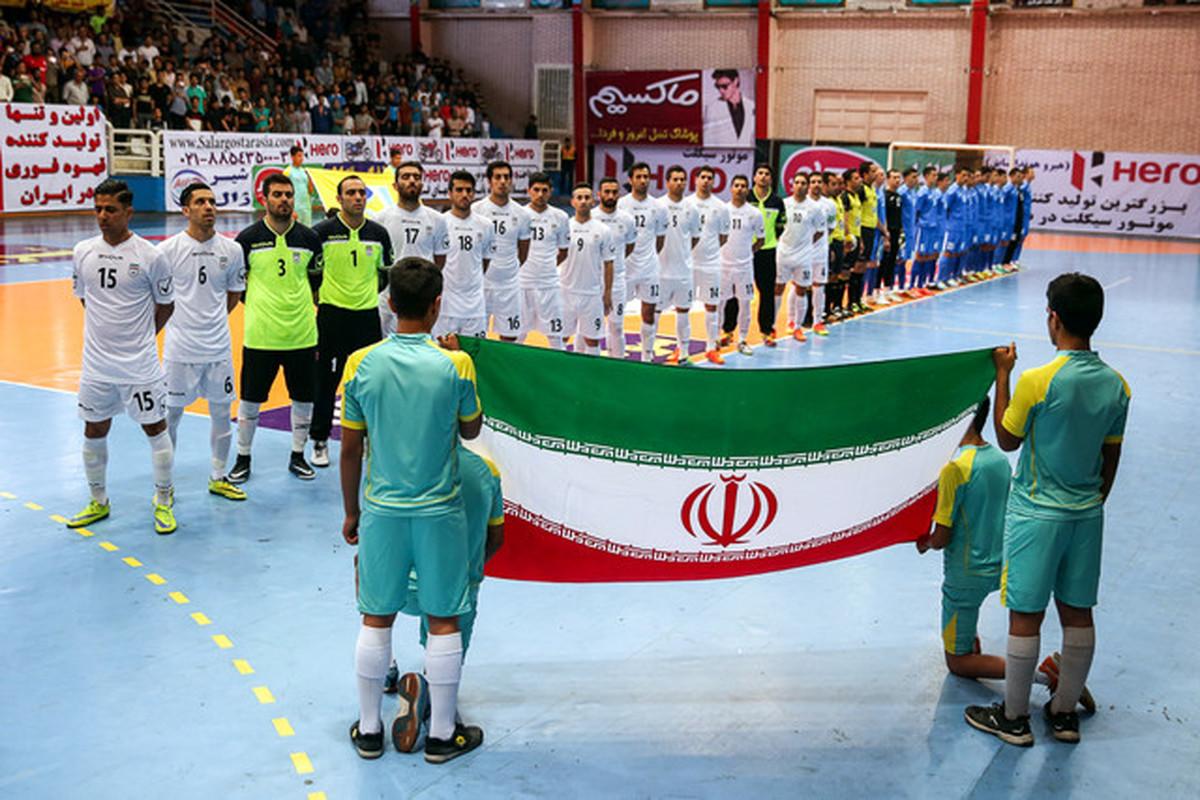 مصاف رقبای سنتی فوتسال آسیا| ناکامی مطلق ازبکستان مقابل ایران