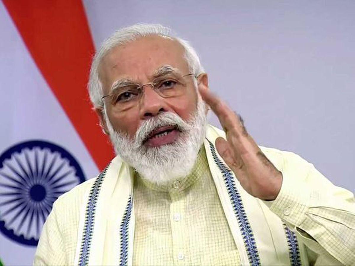 سخنرانی نخست وزیر هند درباره ایران