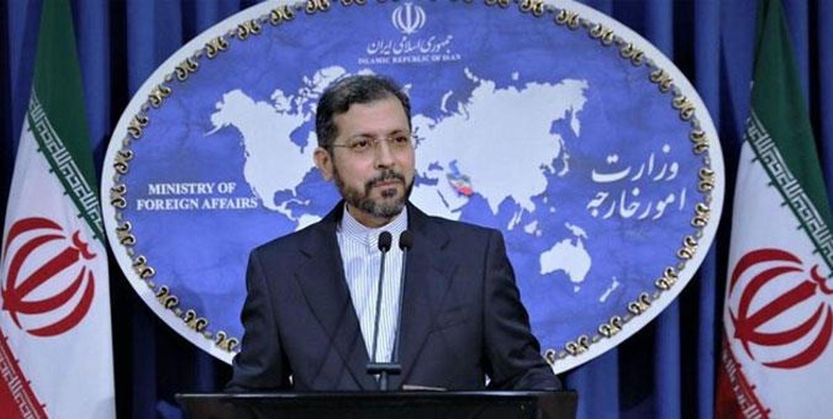 خطیب زاده: رژیم ترامپ به میراث مسموم برای ارعاب ایران شده است