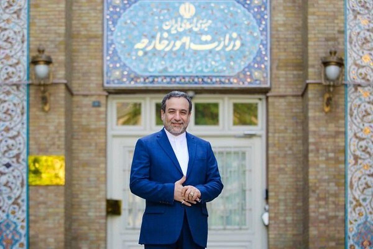 «سید عباس عراقچی» دبیر شورای راهبردی روابط خارجی شد