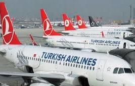 پروازهای هفتگی  |   پس از وقفه ۶ ماهه پروازهای هواپیمایی ترکیه به تهران از سر گرفته شد.