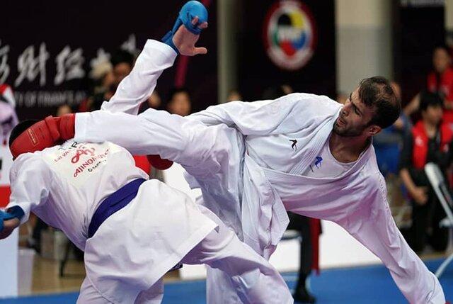 رییس فدراسیون کاراته  |  مراسم اختتامیه لیگهای کاراته بدلیل شرایط قرمز تهران لغو شد