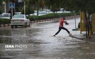 تداوم بارشها در کشور