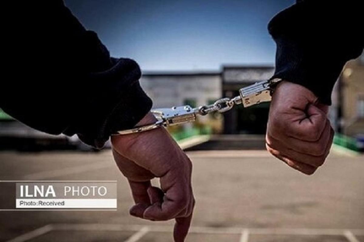 کشف مواد مخدر از مخفیگاه قاچاقچیان در تهران