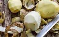 پوست سیب زمینی  را دور نریزید+خواص شگفت آور
