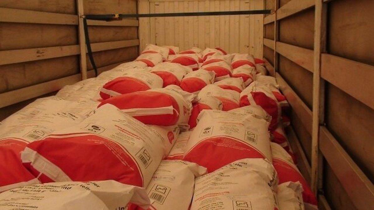 قاچاق     ۲۶ تن شیر خشک قاچاق در ایرانشهر کشف شد .