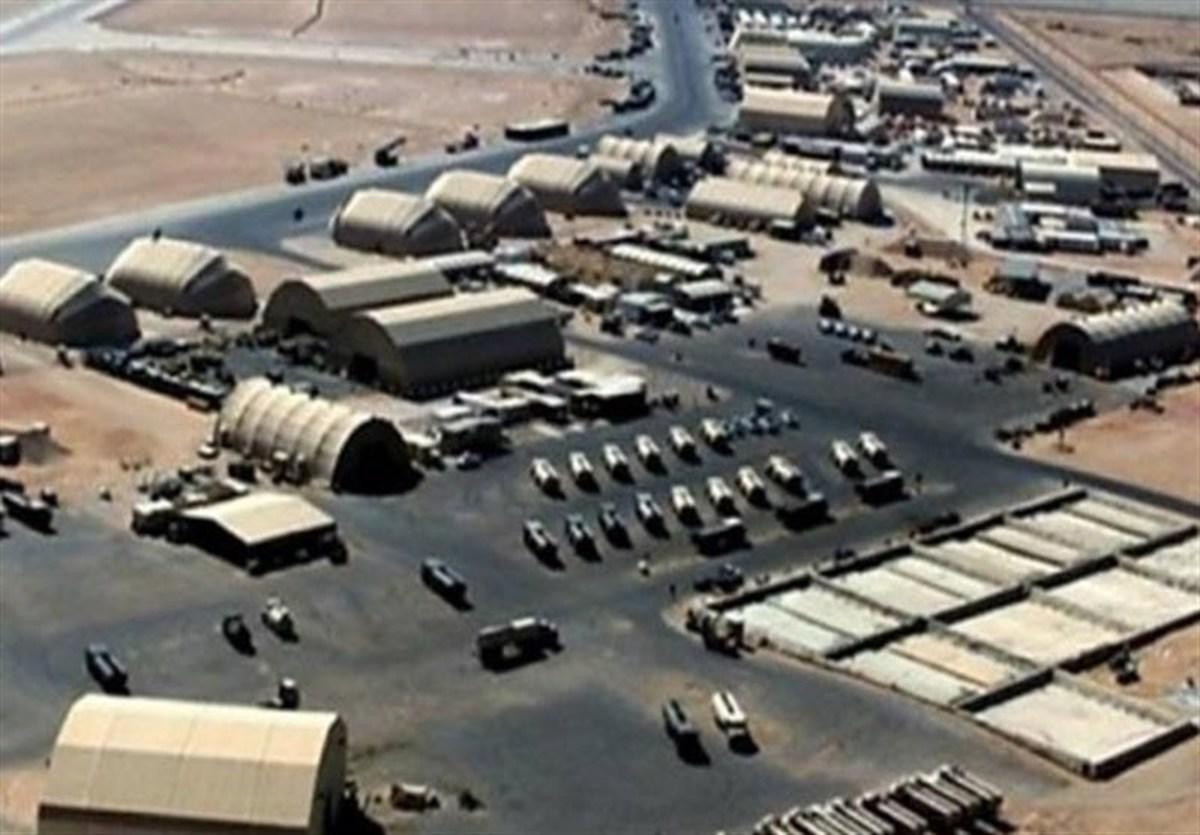 حمله راکتی به پایگاه عینالاسد
