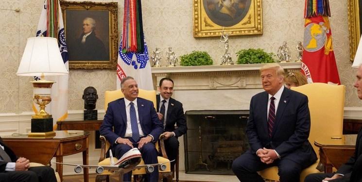 ترامپ    |   اگر حملات به سفارت آمریکا در بغداد ادامه داشته باشد، آمادهایم سفارت را ببندیم