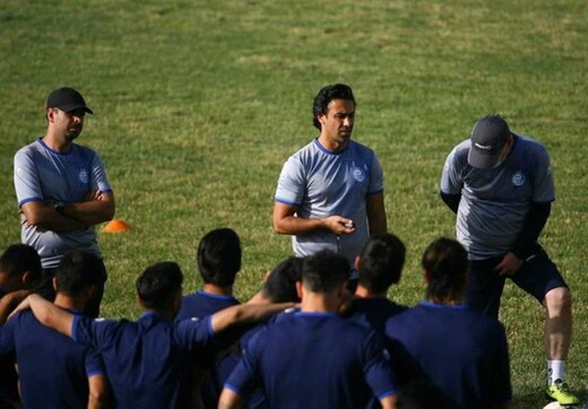 فرهاد مجیدی | جریمه در انتظار برخی از بازیکنان استقلال